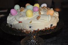 Påskeinspirert ostekake Maryland, Cake, Desserts, Food, Tailgate Desserts, Pie, Kuchen, Dessert, Cakes
