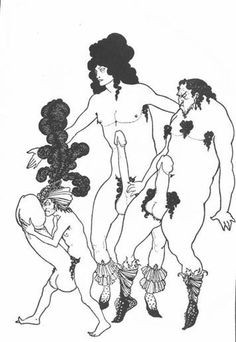 Aubrey Beardsley and the Art of the Grotesque - Obscure Objects