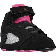 401de0379c3f87 Jordan Retro 5 Girls  Infant ( 45) ❤ liked on Polyvore featuring baby