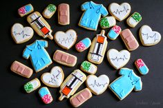 Nurse Inspired Cakes