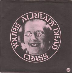 Crass - You're already dead