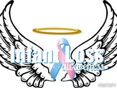Infant loss awareness