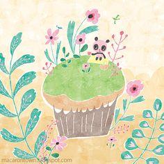Sweet Life: Picnic on the cupcake