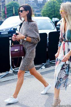 Fashion Week printemps-été 2016 : les meilleurs street styles repérés dans la rue à New York, Londres, Milan et Paris | Mode pour femmes