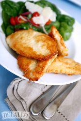 crunchy parmesan chicken