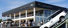 Losberger Palas Jaguar Land Rover GFOS