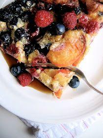 The Bojon Gourmet: Berry-Peach Oven Pancake