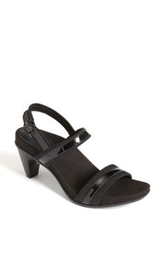 Aetrex 'Kate' Sandal | Nordstrom...maybe a little too casual but probably one of the most comfortable shoes i've ever put on my feet!