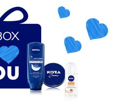 100 box NIVEA Loves You à gagner