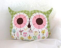 handmade owl for baby