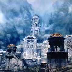 Elder Scrolls V: Skyrim Concept Art | Environment Design ...