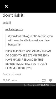 fuck i need to see bts don't judge meeee Tumblr Stuff, Tumblr Posts, Teen Posts, Teenager Posts, Chain Messages, I Don T Know, Tumblr Funny, Bts Memes, Just In Case