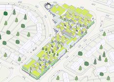Elderly Housing - Gareth Cotter | Architecture, Design & illustration