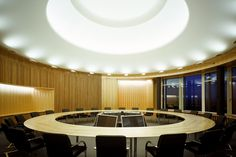 Meetings rooms Bausparkasse Schwäbisch Hall   Lederer Ragnarsdóttir Oei