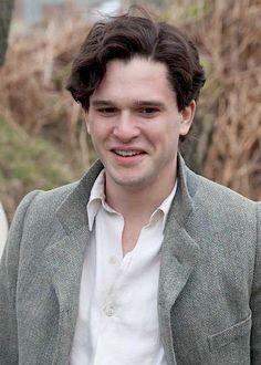 Kit Harington e basta. — Kit Harington as Roland - 'Testament of Youth'
