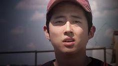 . Glenn The Walking Dead, Steven Yeun