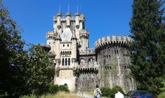 Castillo butron de gatika
