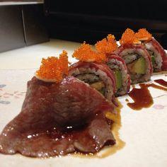 Wagyu rolls