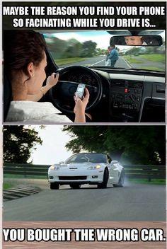 Corvette meme