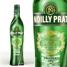 Noilly Prat dry vermouth: Winston Churchill made his martinis by pouring a glass of gin and nodding his head in the direction of France.  I like mine more traditional.