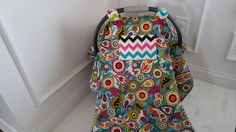Car Seat Canopy by TheBerrymanBelles on Etsy