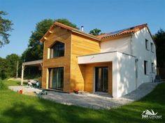 Constructeur maison monomur Auvergne – Maison monomur BBC brique bois