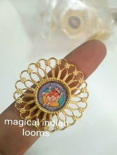 Ganesha fingerring contact:9619179955