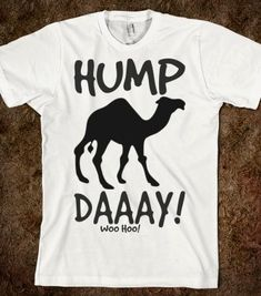 Hump Day tee t shirt top tshirt - funnyt - Skreened T-shirts, Organic Shirts, Hoodies, Kids Tees, Baby One-Pieces and Tote Bags
