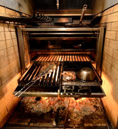 Architectural Grills — Grillworks Wood Grill, Wood Oven, Wood Fired Oven, Indoor Smoker, Indoor Bbq, Backyard Bbq Pit, Backyard Landscaping, Bbq Pit Smoker, Bbq Grill