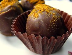 + images about Truffles on Pinterest | Chocolate truffles, Truffles ...