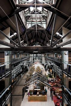 100 year-old building on Sydney's Woolloomooloo Wharf transformed by Ovolo Woolloomooloo, the design hotel that likes to give...