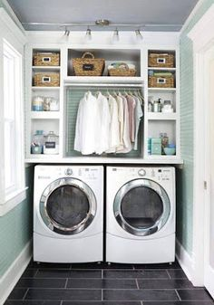 HOME DECOR: 30 Traditional Laundry Room Design Ideas
