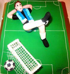 Cake football https://vk.com/svetkintort