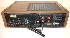 Kenwood Stereo Receiver Model KR-6050 Kenwood Stereo, Model, Scale Model, Models, Template, Pattern, Mockup, Modeling