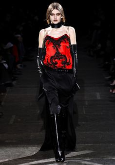 Givenchy Gothic Chic