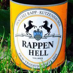 Brauerei Rapp - Rappen Hell