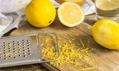 Easy Lemon Zest Substitutes - You're out of lemons and need a lemon zest substitute. Grapefruit Recipes, Lemon Recipes, Jelly Recipes, Muffin Recipes, Lemon Custard Pie, Dried Lemon, Eating For Weightloss, How To Cook Asparagus, Health Tips