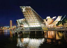 Louis Vuitton island maison at marina bay sands, Singapore