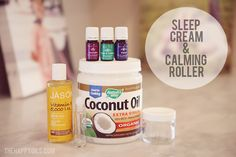 If you're like me, you haven't been getting a ton of sleep since you started having babies. My favorite time of year is summer, because we don't have to get up for school, so battling bedtime isn't a big deal :) That was before I discovered Young Living and the awesomeness of Sleepy Cream. Sleepy Cream is so simple to make. You take 3 tablespoons of coconut oil, 10 drops of lavender essential oil, 10 drops of peace & calming essential oil, and 10 drops valor essential oil and mix them…