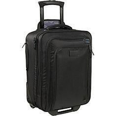 Travelpro Executive Pro 18 BusinessPlus Rollaboard - Black - via eBags.com!