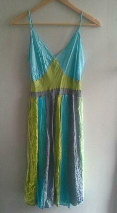 Clotheswap - Beautiful silk dress Real Women, Silk Dress, Size 14, Curves, Tie Dye, Clothes, Beautiful, Tops, Dresses