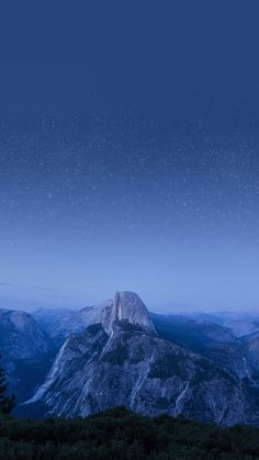 69 trendy ideas for wallpaper iphone stars sky blue Iphone Wallpaper Quotes Love, Iphone 6 Plus Wallpaper, Star Wallpaper, Wood Wallpaper, Scenery Wallpaper, Yosemite Mountains, Mountains At Night, Apple Iphone 6, Iphone 8
