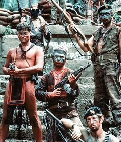 Apocalypse Now.   #VietnamWarMovies