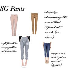 """""""SG Pants"""" by adhp on Polyvore"""