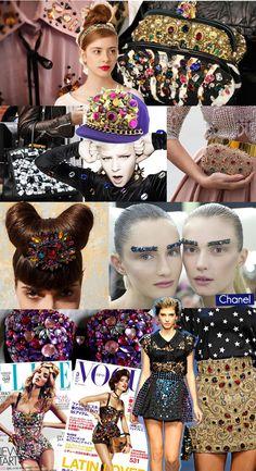 Quero fazer um corselet de pedras!