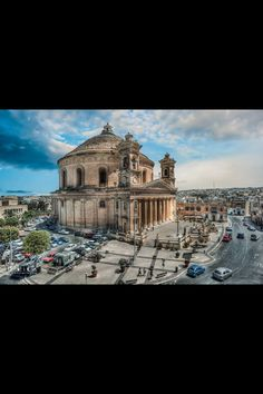 Mosta Church, Malta Beautiful Islands, Beautiful Places, Malta History, Malta Beaches, Malta Gozo, Malta Island, Beautiful Sunrise, Place Of Worship, Future Travel