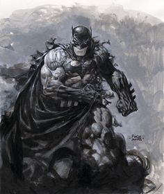 David Finch - Batman