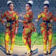 Ankara Print for other trendy fabric African Fashion African Inspired Fashion, African Dresses For Women, African Print Fashion, Africa Fashion, African Wear, African Attire, African Fashion Dresses, African Women, African Style