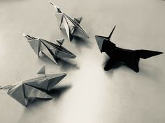 Origami tales