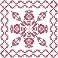 Cross Stitch Quilt Blocks